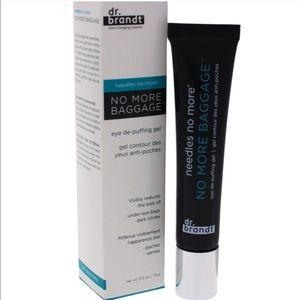 Needles No More Eye De-Puffing Cream